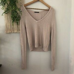 $3 for 30! Brandy Melville Blush Pink Sweater